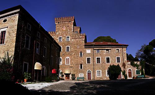 Pomaia, Tuscany