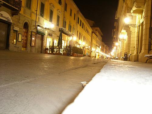 Tuscany - Pisa, Corso Italia