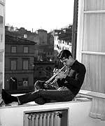 Chet Baker in Lucca