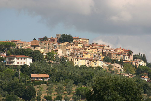 Tuscany Castagneto Carducci