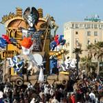 Tuscany, Carnival in Viareggio