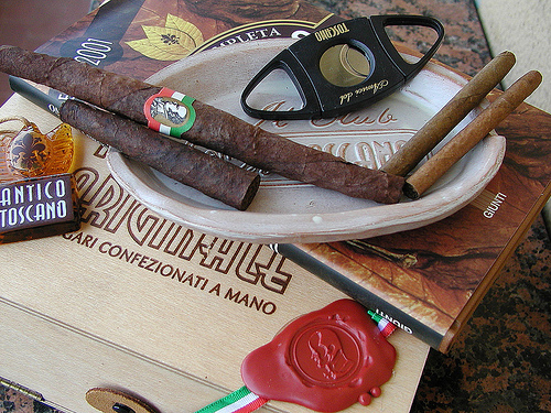Tuscan Cigar