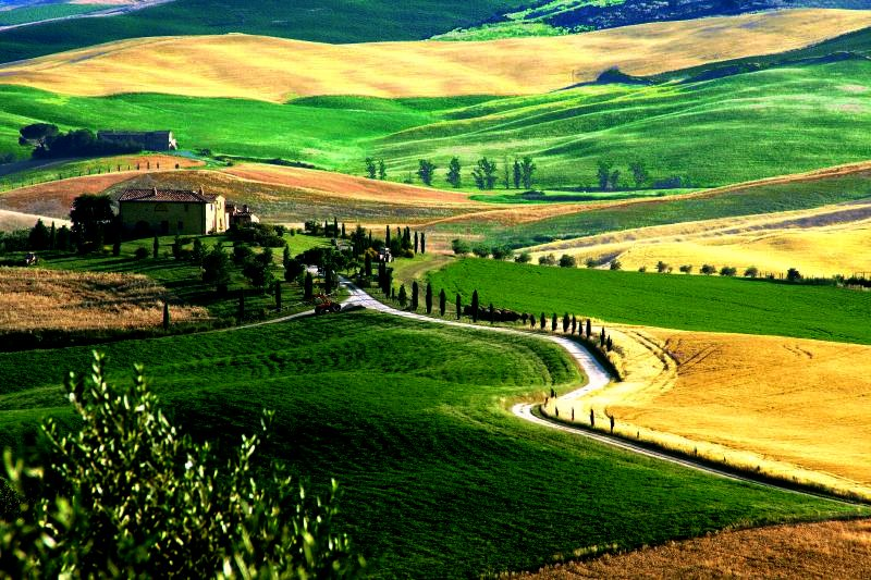 Tuscany   Ecology and Country life
