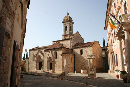 Church of S.Quirico and Giulitta