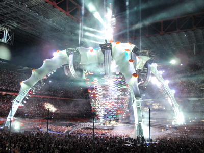 U2 Concert in Italy, in Milano two unforgettable nights