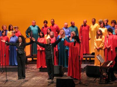 Chorus: Joyful Angels Lucca