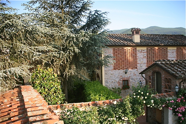 Casale Sodini - Villa for rent in Tuscany