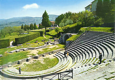 The Top Ten Towns of Tuscany   #8 Fiesole