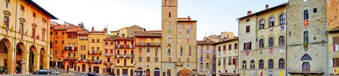 Top Ten Towns of Tuscany   #10 Arezzo
